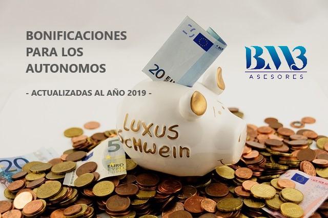 asesoria fiscal en Murcia, bonificaciones