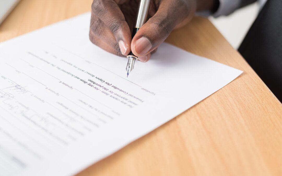 Preaviso en los contratos de trabajo